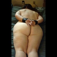 Peaches (Bbw) In Bondage