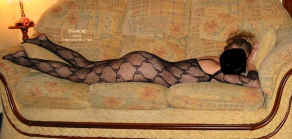 Pic #1 Blondee Bodystocking Part 2