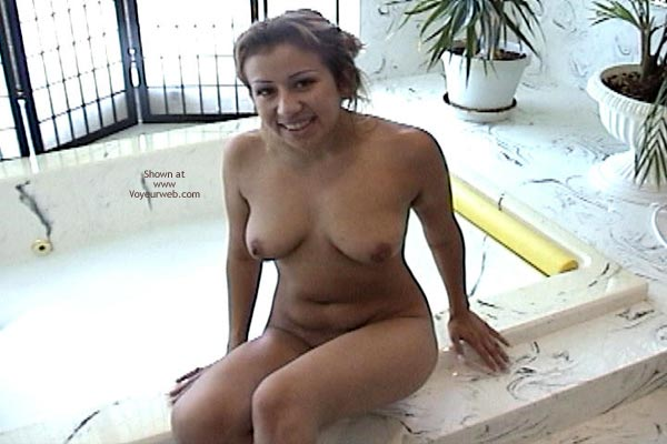 Pic #1 Vanessa'S Bath Time