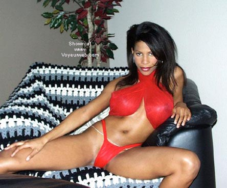 Pic #1 black ember in red