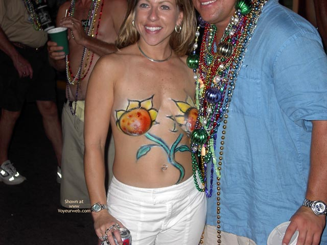 Pic #1 Key West Fantasy Fest 2002 19