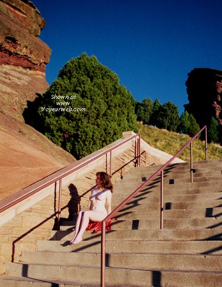 Pic #1 English Wife - Live at Red Rock #2