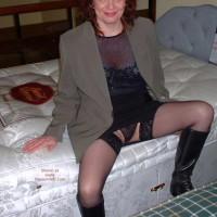Sue In Furniture Shop