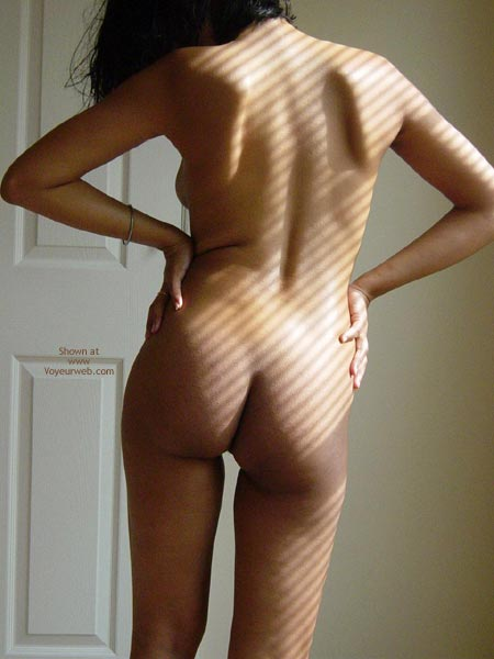 Morning - Rear View , Morning, Neat Butt  Turn And Let Us See The Rest., Rear View, Shadowed Butt