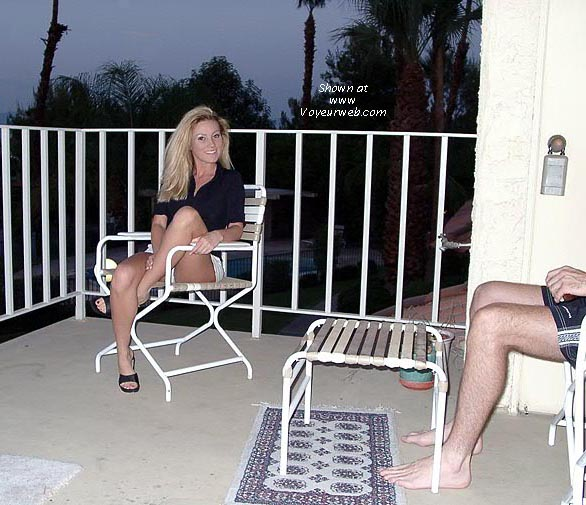 Pic #1 On the Patio