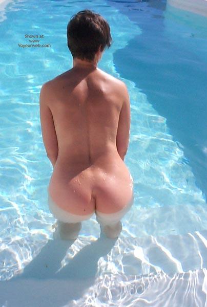 Pic #1 Carole Around The Hotle Pool