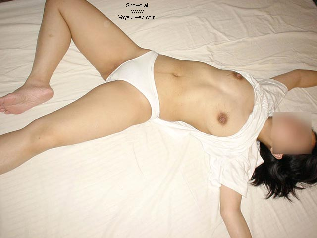 Pic #1 Sc wife on bed