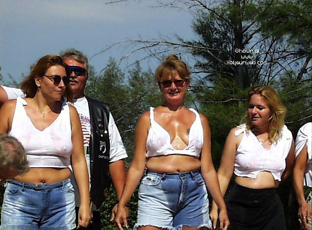 Pic #1 Puber @ Wet T-Shirt Contest