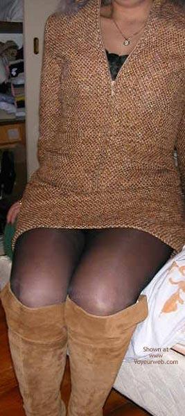Pic #1 Emma Upskirt