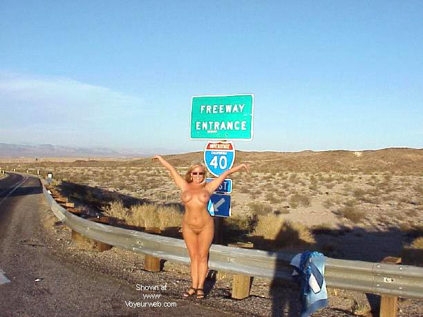 Pic #1 Naked Vacation-Hwy40 to Santa Fe