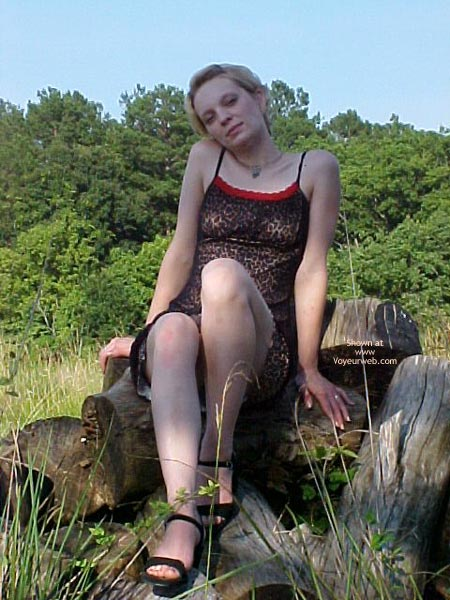 Pic #1 Skyy  Gettin  Wood