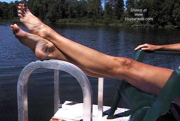 Pic #1 Bobbi's World-class Legs