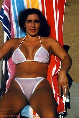 Pic #1 Bikini      See Through
