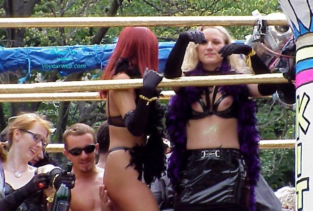 Pic #1 Love Parade 2000 - Berlin