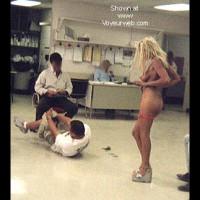 Hot Stripper Office Birthday