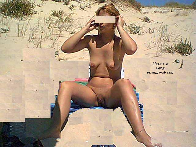 Pic #1 MARTA at the nude beach