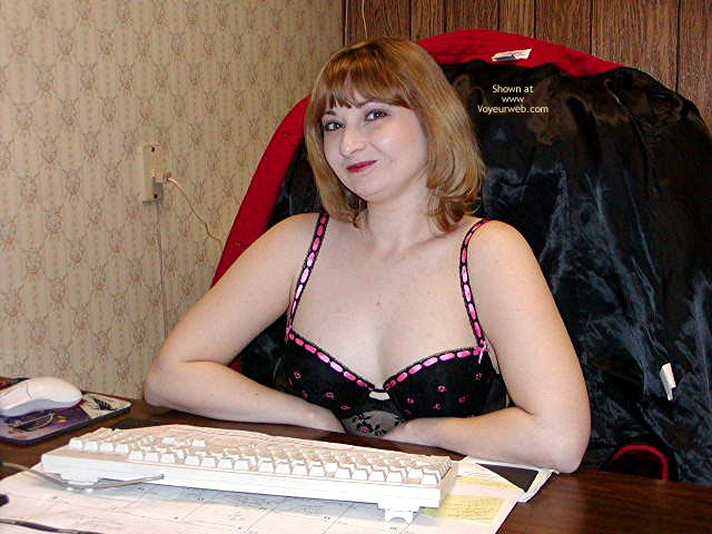 Pic #1 Sugarbear At The Office