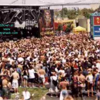 OZZFEST 2000 -- Camden NJ