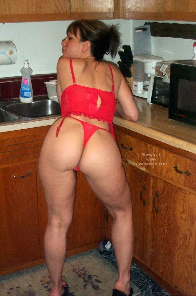Pic #1 Nicole In The Kitchen