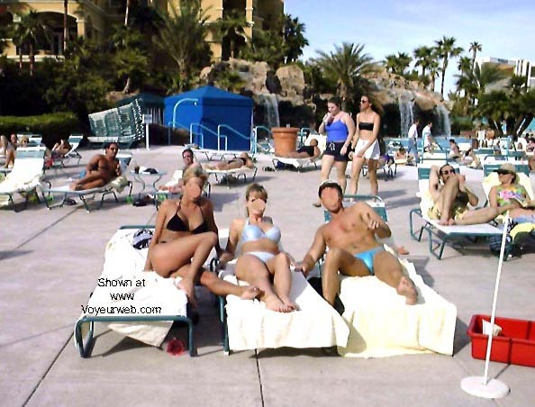 Pic #1 Vegas Pool Thongs
