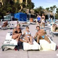 Vegas Pool Thongs
