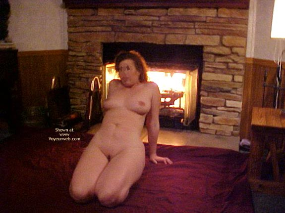 Pic #1 Sherrieglo By The Fire 2