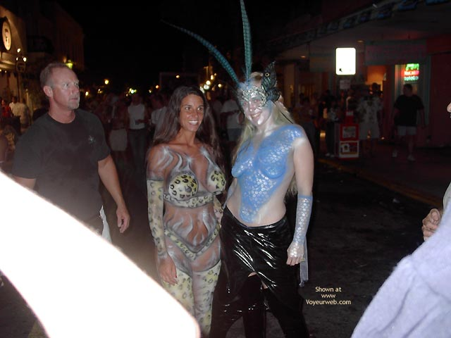 Pic #1 Key West Fantasy Fest 2002 23