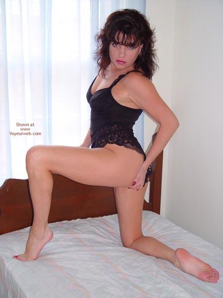 Pic #1 Cherokee Black Teddy Seduction 2