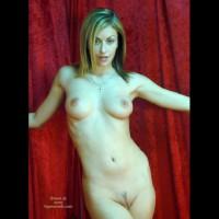 Naked Brunette - Naked Brunette , Naked Brunette, Cross Necklace, Landing Strip