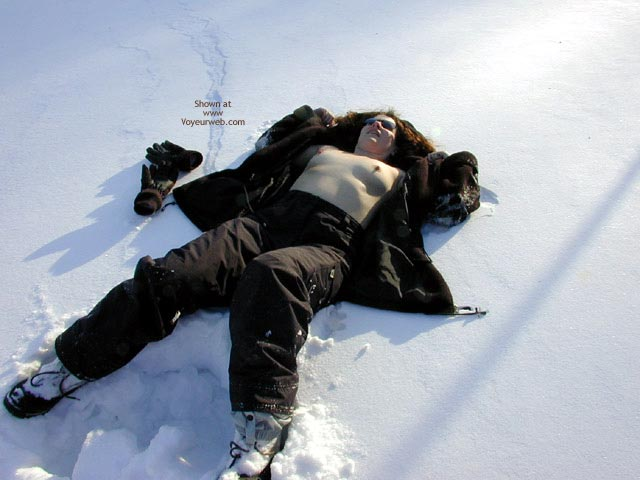 Hard Nipples - Hard Nipple , Hard Nipples, Nude In Snow