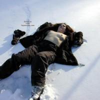 Hard Nipples - Hard Nipple , Hard Nipples, Nude In Snow