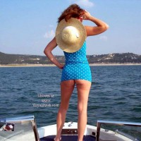 Denise uncovered 3 - Adventures at Lake Travis