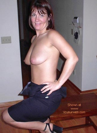 Pic #1 Tami in Black Dress