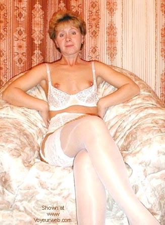 Pic #1 Lora in white