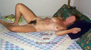 Pic #1 Hairy Wife Pt. 4