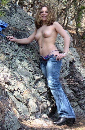 On The Rocks - Nude Outdoors , On The Rocks