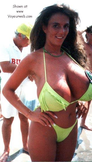 Pic #1 beach babe