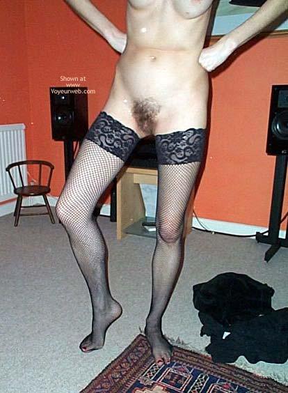Pic #1 Sexy Fishnet Legs