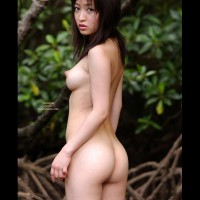 Wide Nipples - Erect Nipples, Nude Outdoors , Wide Nipples, Nude Outdoors, Erect Nipples, Smooth Skin