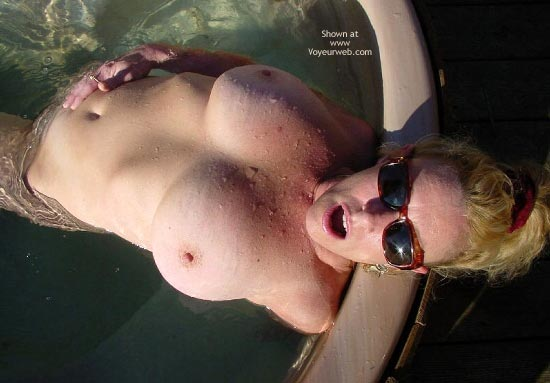 Big Boobs - Big Tits, Huge Tits , Big Boobs, Water Sports, Large Boobs, Wet Pool Boobs, Full Body Nude, Pink Aerolas