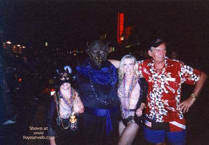 Pic #1 B And E Fantasy Fest 2002 2