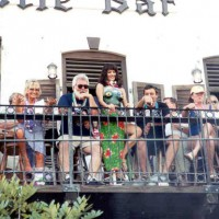 Fantasy Fest 2000 - Balconies