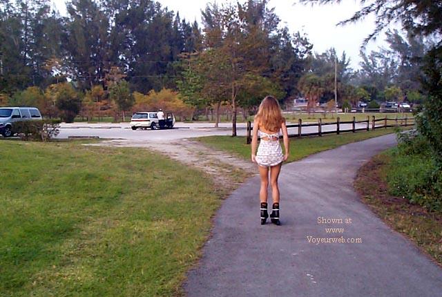 Pic #1 Sugar on Rollerblades