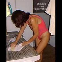 Moonshadow nude washing