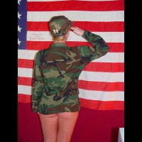 Sunnybare Supports The Troops