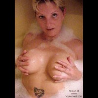 Canadian Maid in tub #4