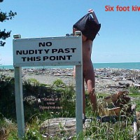sixfootkiwigaL (12) No nudity?