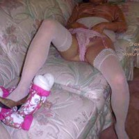 Chinese Wife on the Sofa (2)