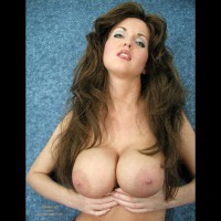 Giant Nipples , Giant Nipples, Huge Areolas, Brunette With Big Tits