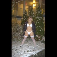 Canadian Snow Bunny